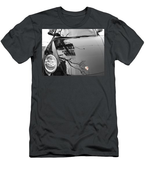 Porsche Reflections Men's T-Shirt (Athletic Fit)