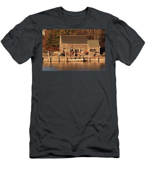 Port Clyde Life 2 Men's T-Shirt (Athletic Fit)