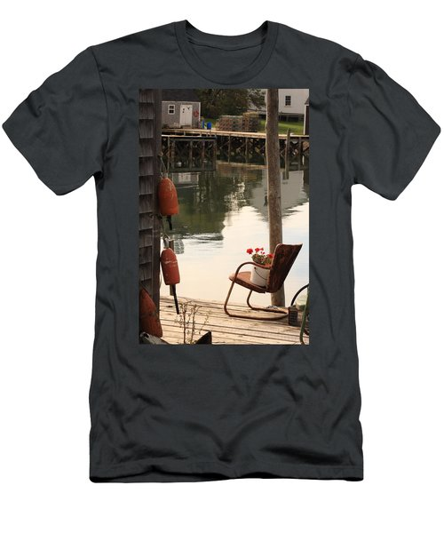 Port Clyde Life Men's T-Shirt (Athletic Fit)