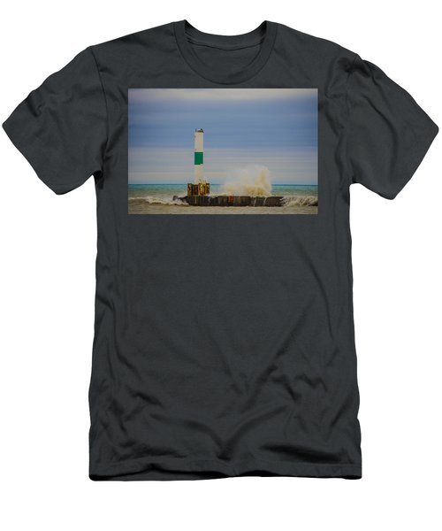 Port Washington Light 2 Men's T-Shirt (Athletic Fit)