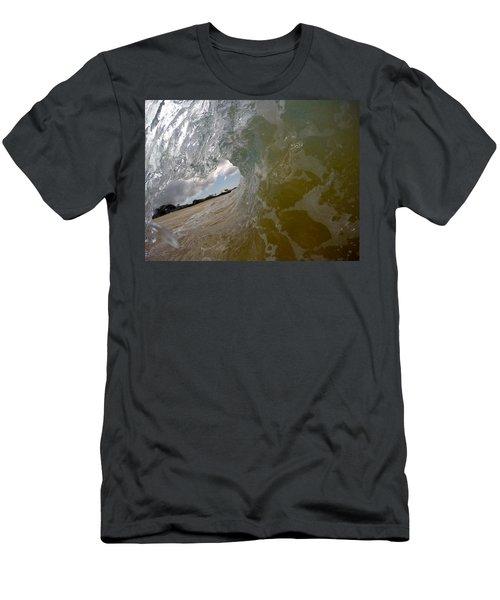 Portal To Paradise Men's T-Shirt (Athletic Fit)