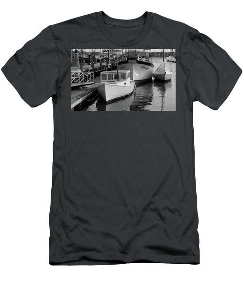 Portland, Maine  Men's T-Shirt (Slim Fit) by Trace Kittrell