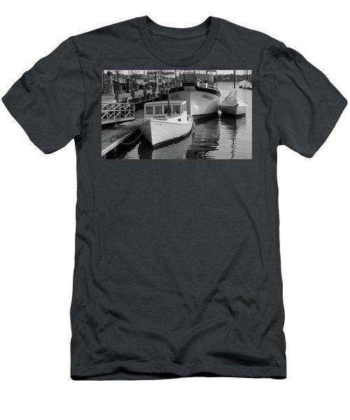 Portland, Maine  Men's T-Shirt (Athletic Fit)