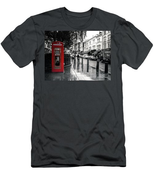 Portobello Road London Men's T-Shirt (Athletic Fit)