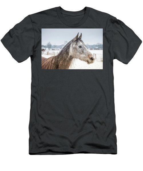 Portrait Amigo Men's T-Shirt (Athletic Fit)