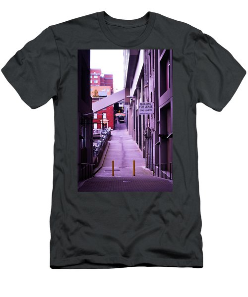 Post Alley, Seattle Men's T-Shirt (Athletic Fit)