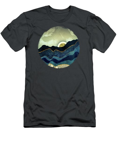 Post Eclipse Men's T-Shirt (Athletic Fit)