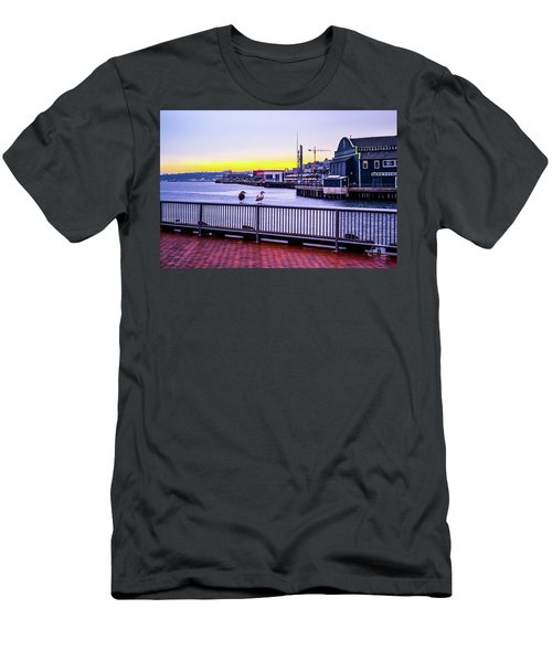 Posted  Men's T-Shirt (Athletic Fit)