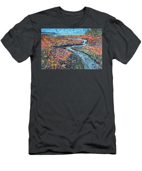 Pottery Creek Men's T-Shirt (Athletic Fit)