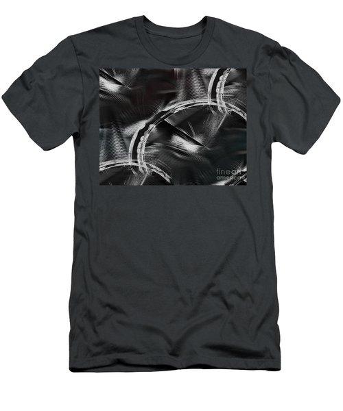 Powers Of Dark Men's T-Shirt (Athletic Fit)