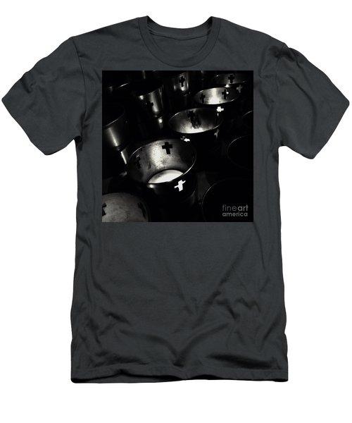 Prayer Offerings Men's T-Shirt (Athletic Fit)