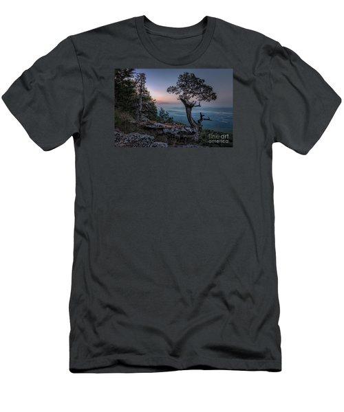 Precarious Men's T-Shirt (Athletic Fit)