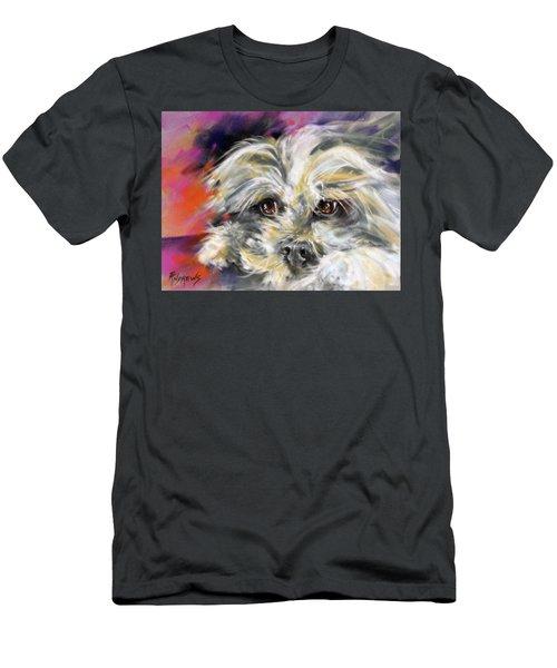 'precious' Men's T-Shirt (Slim Fit) by Rae Andrews