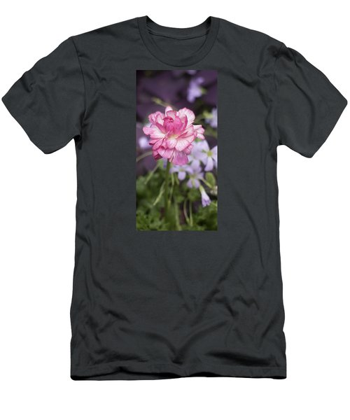 Pretty In Pink Men's T-Shirt (Slim Fit) by Morris  McClung