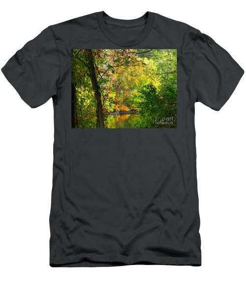 Prettyboy Of Autumn Men's T-Shirt (Athletic Fit)