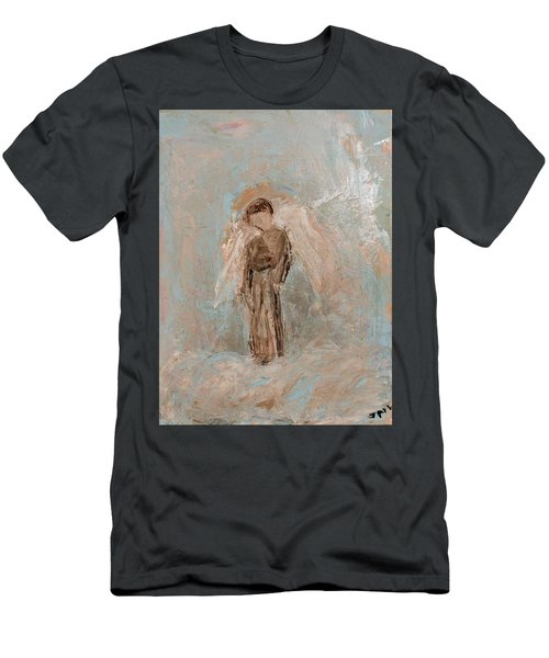 Priest Angel Men's T-Shirt (Athletic Fit)