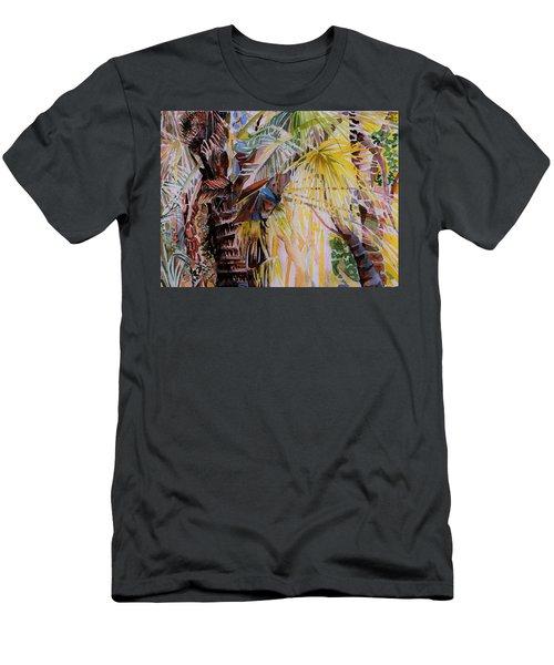 Primeval Rhythm Men's T-Shirt (Athletic Fit)