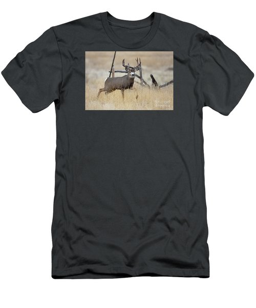 Prince Of The Prairie  Men's T-Shirt (Athletic Fit)