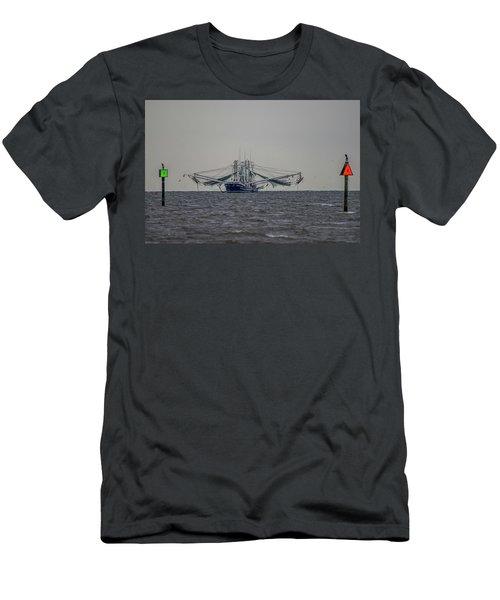 Men's T-Shirt (Slim Fit) featuring the photograph Princess Jasmine II by Paul Freidlund