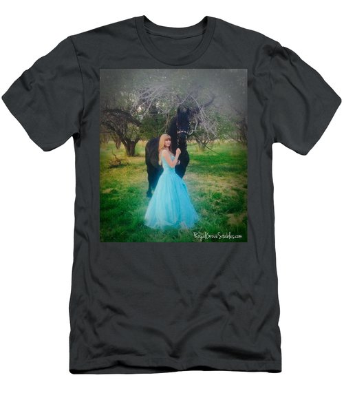Princess' Stallion Men's T-Shirt (Athletic Fit)