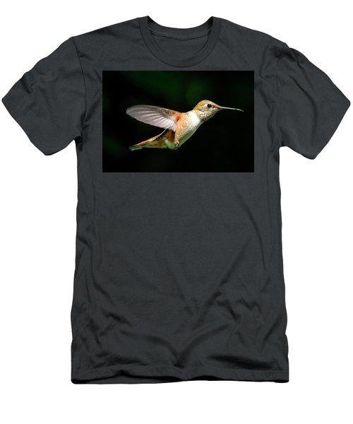 Profile Men's T-Shirt (Slim Fit) by Sheldon Bilsker