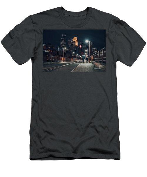 Promenade Men's T-Shirt (Athletic Fit)