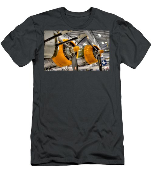 Props Men's T-Shirt (Athletic Fit)