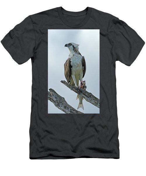 Proud Hunter Men's T-Shirt (Athletic Fit)