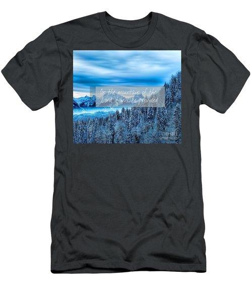 Provision Men's T-Shirt (Athletic Fit)