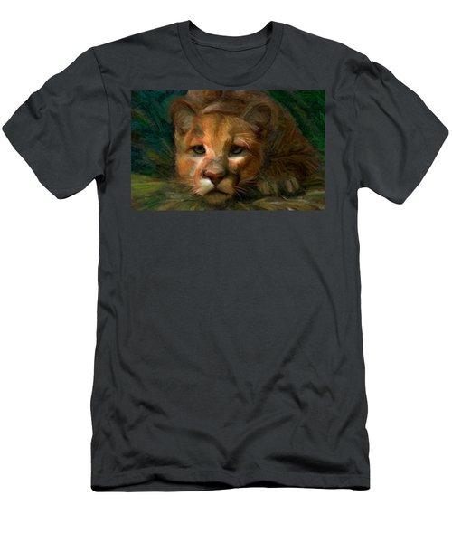 Puma 1 Men's T-Shirt (Athletic Fit)