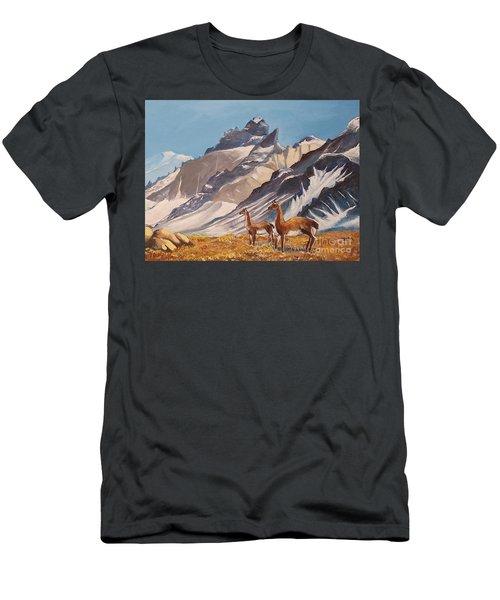 Puna De Atacama Men's T-Shirt (Athletic Fit)