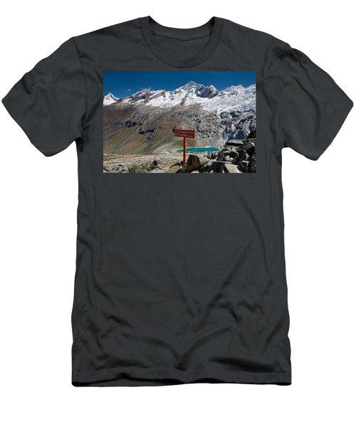 Punta Union Men's T-Shirt (Athletic Fit)
