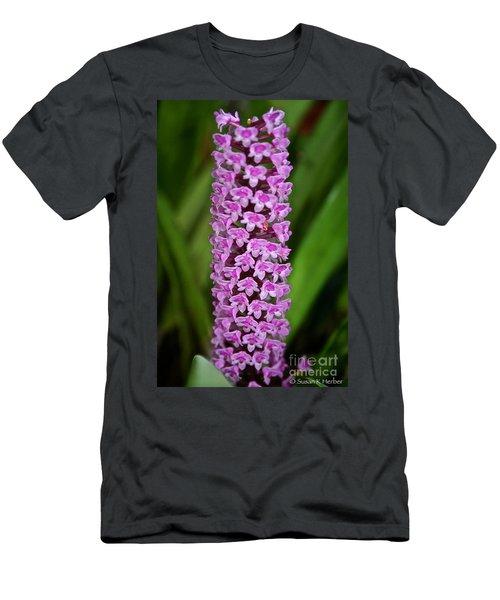 Purple Pillar Men's T-Shirt (Athletic Fit)