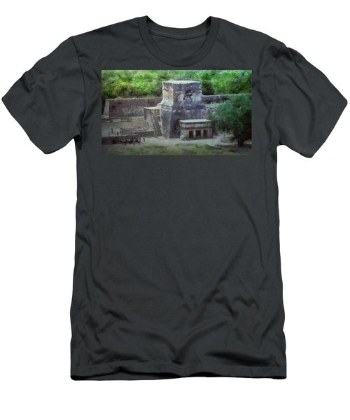 Pyramid View Men's T-Shirt (Athletic Fit)