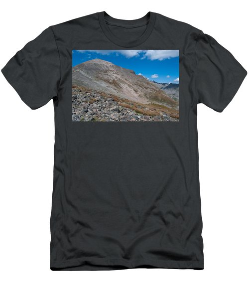 Quandary Peak Men's T-Shirt (Athletic Fit)