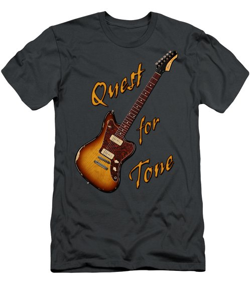 Quest For Tone Men's T-Shirt (Athletic Fit)
