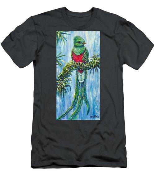 Quetzal Men's T-Shirt (Athletic Fit)