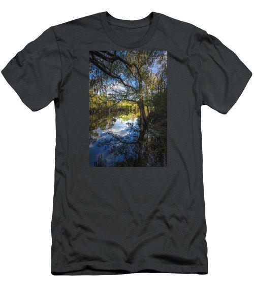 Quiet Embrace Men's T-Shirt (Athletic Fit)