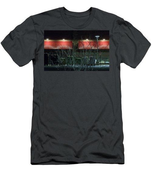 Quiet Night - Men's T-Shirt (Athletic Fit)