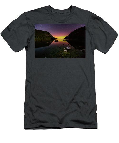 Quiet Reflection Men's T-Shirt (Athletic Fit)