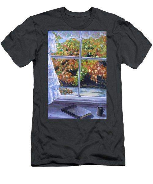 Quiet Time Men's T-Shirt (Athletic Fit)