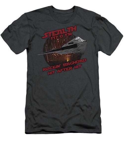 Radio Baghdad Men's T-Shirt (Athletic Fit)