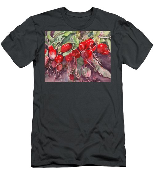 Radishes Men's T-Shirt (Athletic Fit)