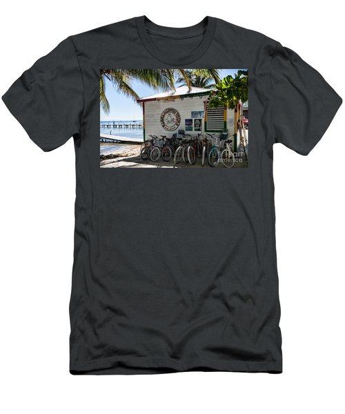 Men's T-Shirt (Slim Fit) featuring the photograph Raggamuffin by Lawrence Burry