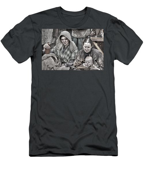 Ragged Victorians 8 Men's T-Shirt (Athletic Fit)