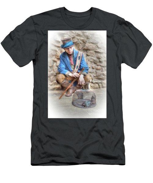 Ragged Victorians - The Rat Catcher Men's T-Shirt (Athletic Fit)