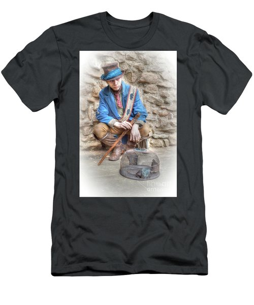 Ragged Victorians - The Rat Catcher Men's T-Shirt (Athletic Fit)