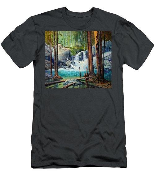 Raging Solitude Men's T-Shirt (Athletic Fit)