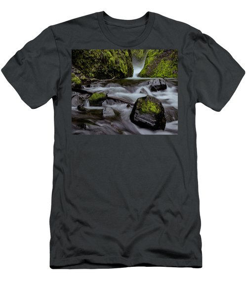 Raging Water Men's T-Shirt (Athletic Fit)