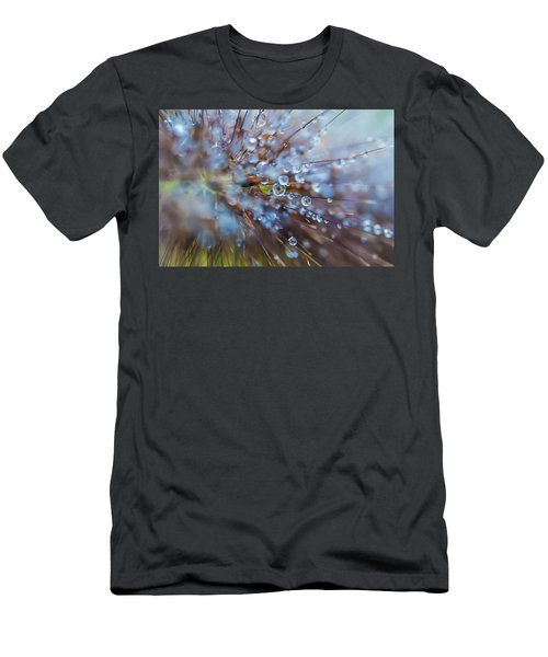 Rain Drops - 9751 Men's T-Shirt (Athletic Fit)